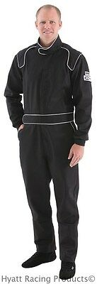 Crow Enterprizes 1-Layer 1-Piece Auto Racing Suit SFI 1 - All Sizes & Colors