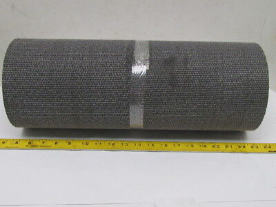 "1-Ply Material Handling Conveyor Belt BB Bare x Bare Coated Top 18""x17' Long"