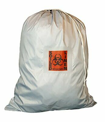Medical Grade Fluid/waterproof Barrier Laundry Bag -Soiled Linen/biohazard Blue