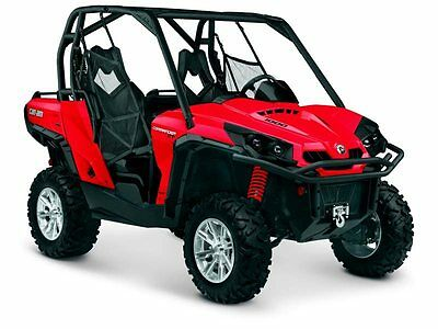 2014 CAN AM COMMANDER 1000 XT - NO FEES - LIMITED AVAILABILITY - MUST GO!