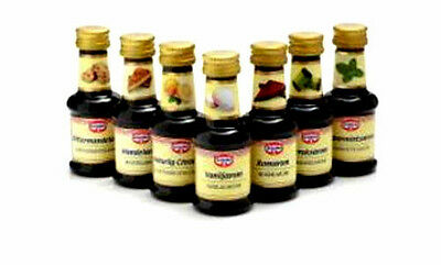 Dr. Oetker From Finland Baking Cake Food Coloring & Flavors 30 ml Many Options