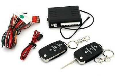 Kit Telecommande Centralisation Cle Type Vw Peugeot 406 Berline Break Coupe