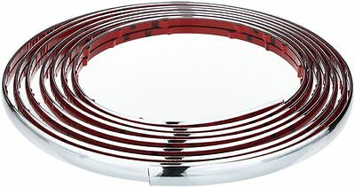 Bande Chrome 12Mm Fiat 500 850 124 124 Coupe Rouleau Autocollante 8 Metres