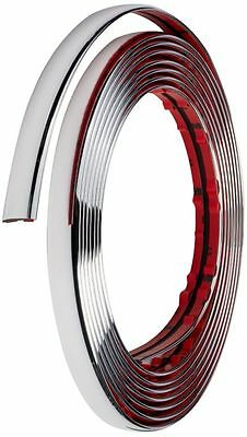 ROULEAU BANDE AUTOCOLLANTE CHROME 21mm 8 METRES CHEVROLET CHEYENNE CAPRICE CHEVY