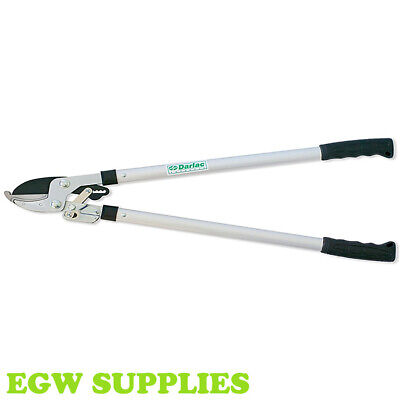 Tree Loppers Ratchet Action Powerful Easy Tree / Bush Pruning Darlac DP474