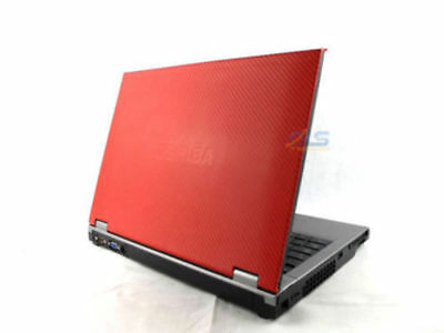 "RED Windows 7 Toshiba 14.1"" Laptop - Core 2 Duo 2GB RAM WiFi DVD Warranty"