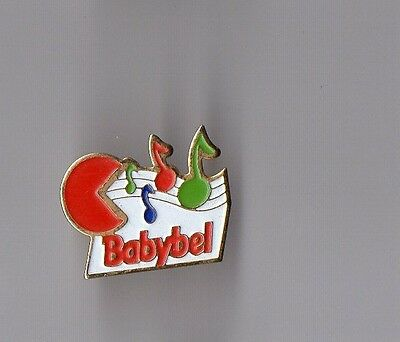 Pin's fromage babybel