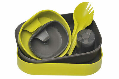 Wildo Camp-a-box® complete, with spork, fold-a-cup® big & shaker all colours