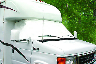 Camco 45233 Cover Windshield Class C Arctic White