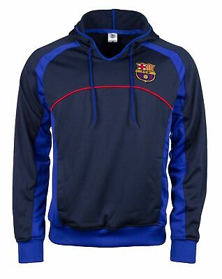 FC Barcelona Mens Supporter Hoody 'Select Size' S-3XL BNWT