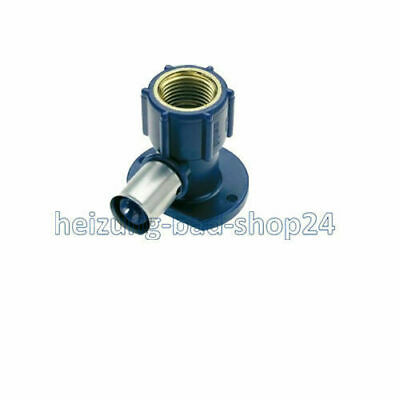 Buderus Logafix Wavin Wall Disc IG, Plastic Pressfitting for Multilayer Pipe