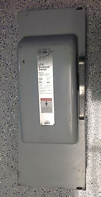 I-T-E / Siemens 200A Enclosed Switch F-354 Type 1