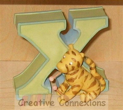 FIGURINE - Pooh - Letter X (PPX65403)