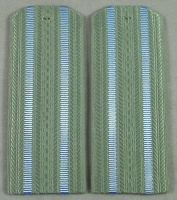 Soviet - Russian Military Senior Officer Shoulder Boards NOS 1979 Size 13