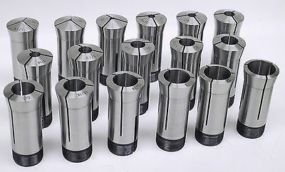 17PC 5C Collet Set