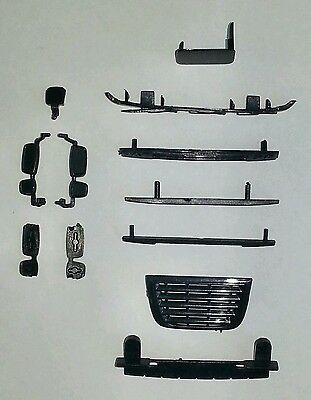 Tekno DAF XF 105 Window Wipers, Grille, Mirrors