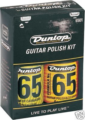 Dunlop System 65 Guitar Polish Kit, MPN 6501
