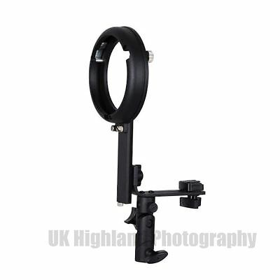 Studio LS Shape Sony Flash Bracket/Holder for Softbox Snoot as Bowens S Mount