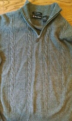 Daniel Bishop 100% Cashmere Pullover - Large, Great Condition