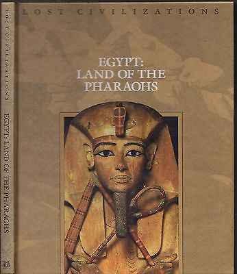 Time-Life Books - Lost Civilizations: Egypt: Land Of The Pharaohs (Hc; 1992)