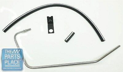 1967-69 Chevrolet Vacuum Advance Line Kit - 396 Quadrajet