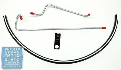 1970-72 Chevrolet Vacuum Advance Line Kit - 402 / 454 Holley With TCS