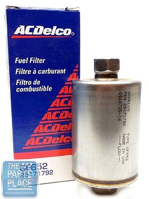 1982-92 GM Cars and Trucks Fuel Filter - GF652