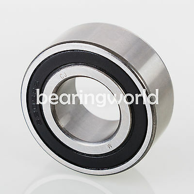 Qty.2 5202-2RS double row seals bearing 5202-rs ball bearings 5202 rs