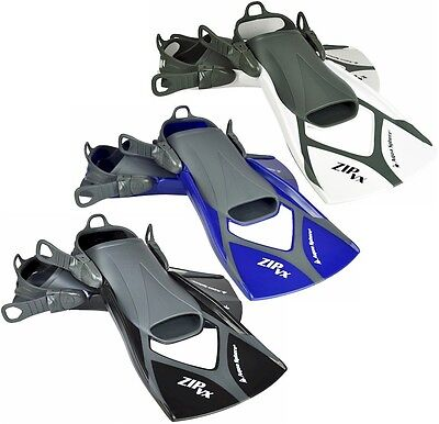 VX ZIP SWIM FINS by Aqua Sphere - Swimming - Training fins
