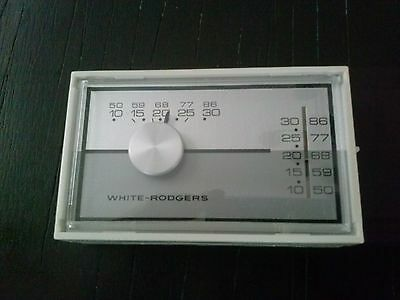 New White-Rodgers Heating Thermostat 1F30W-301