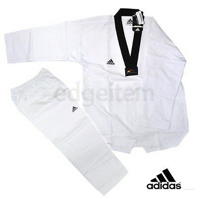 Adidas ADI-FIGHTER Taekwondo Uniform (Dobok) TKD Tae Kwon Do