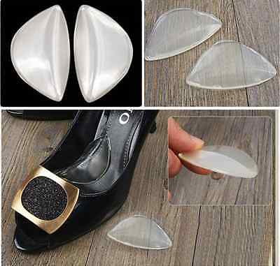 1 Pairs Silicone Gel Arch Support Shoe Insert Foot Insole Wedge Cushion Insoles