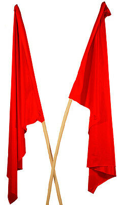 Les Miserables-French revolution-RED FLAG & ROSETTE PACK Great For Stage Show