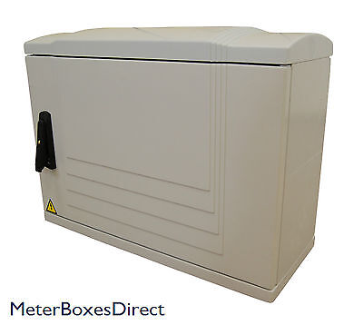 IP43 rated electrical kiosk (supplied flatpacked) 500x750x300mm