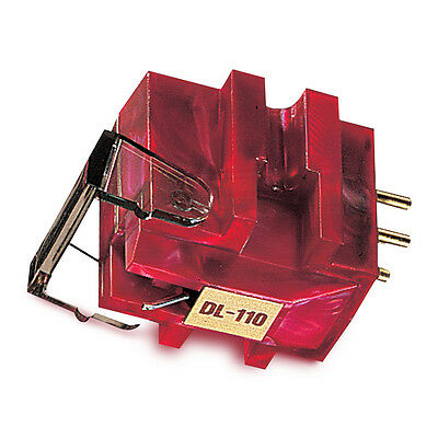 DENON DL110 (DL-110) High Output Moving Coil Phono Cartridge
