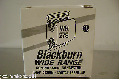 Blackburn Wr 279 Compression Connectors 25 Ct / Case