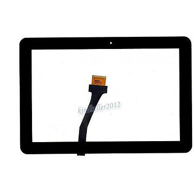 For Samsung Galaxy Tab 2 P5110 P5100 10.1 Digitizer Touch Screen Glass Black