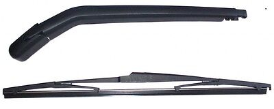 TOYOTA COROLLA E12 Hatchback 2002-2007 Rear Window Windshield Wiper Arm+Blade