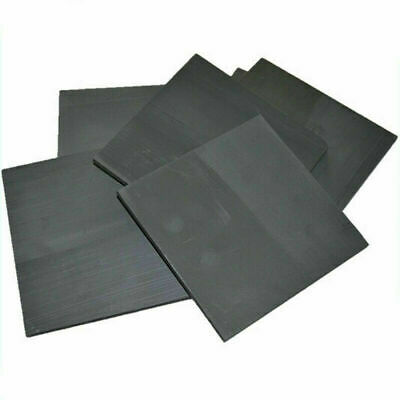 High Purity 99.99% Graphite Electrode Rectangle Plate 50*40*3mm