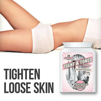 Hourglass Goddess Tight And Toned Tablet Stop Cellulite Tighten Loose Skin