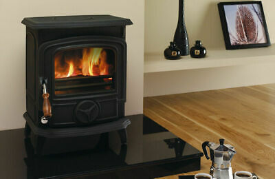 Stanley Oisin / Shire 6.4kW Stove | Energy efficient | 5 year guarantee