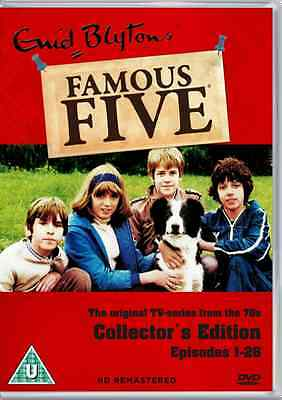 Famous Five: Collector's Box -  DVD