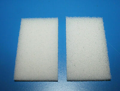 4 x COMPATIBLE INTERPET PF2 FOAM SPONGE REPLACEMENTS POWER FILTER FISH TANK