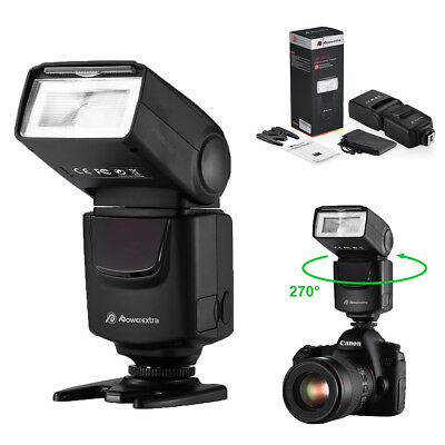 Flash Speedlite TTL ETTL For Canon EOS Camera 5D 7D 60D 550D 600D 650D 580EX II