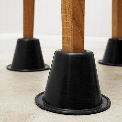 CHAIR Cone Raisers Set of FOUR Lift Furniture an Extra 3 Inches
