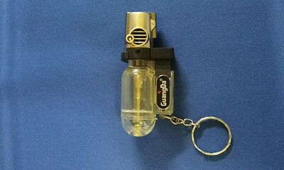 Compact Windproof 1300-C Butane Jet Torch Lighter With Safety USA Stocked & Ship