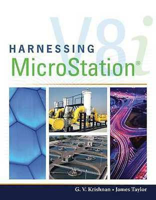 AUTODESK PRESS 9781435499843 Harnessing Microstation