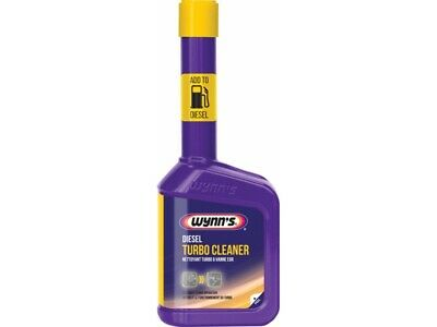 WYNN'S diesel turbo cleaner Fuel additive treatment for all diesel engines W3156