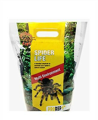 ProRep Spider Life Substrate 10 litre bag free post