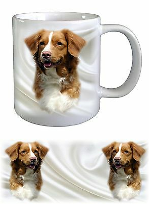 Nova Scotia Dog Ceramic Mug by paws2print